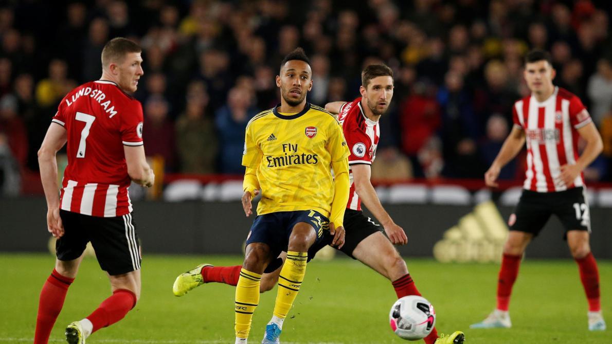 Lacazette et Ceballos sur le banc — Arsenal