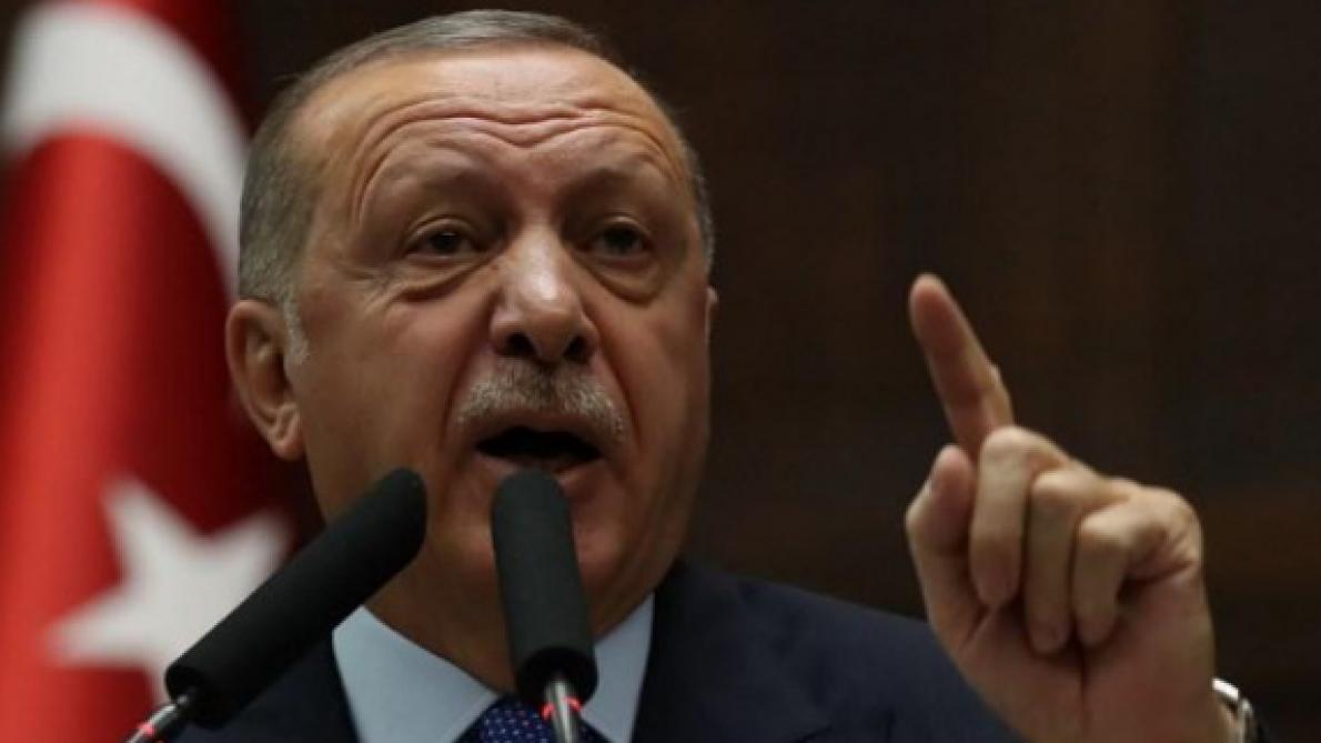 Offensive en Syrie: l'offensive reprendra «avec une plus grande détermination», déclare Erdogan
