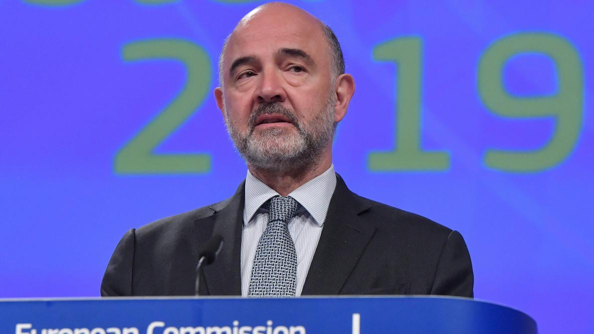 Budget: la Belgique réprimandée par la Commission européenne