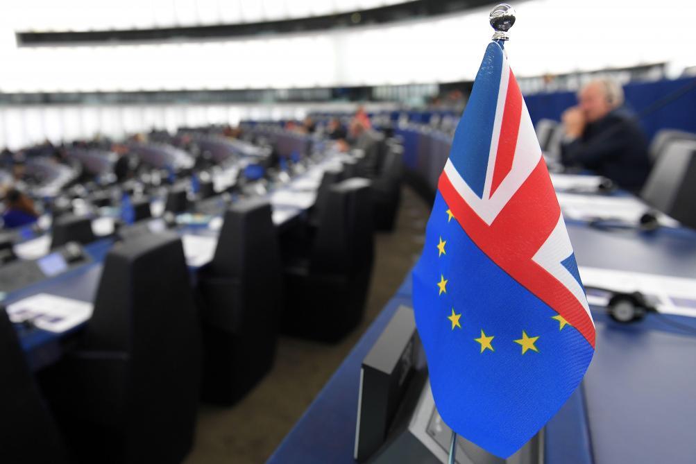 Brexit: feu vert du Parlement européen à plusieurs mesures en cas de «no-deal»