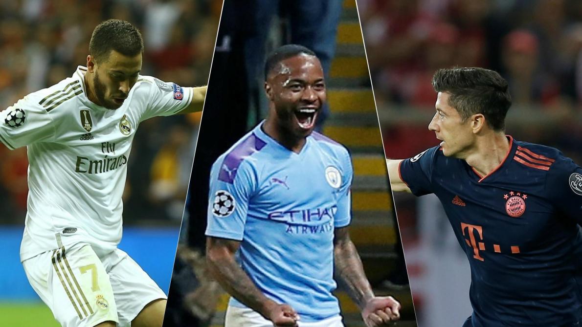Ligue des champions: première victoire européenne pour le Real, le Bayern et Manchester City enchaînent