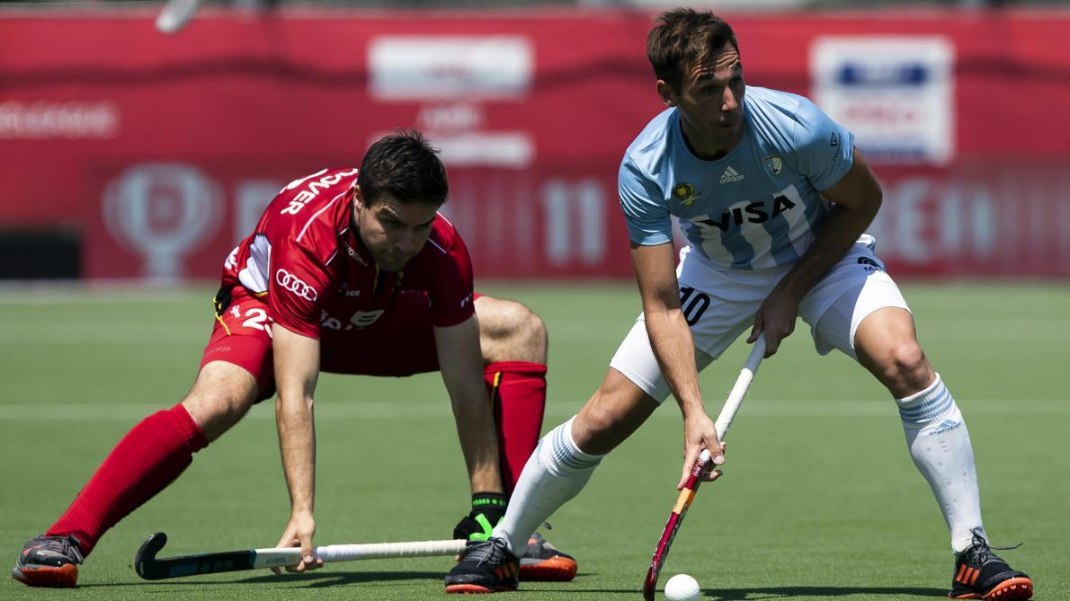 Victoire sur le fil pour les Red Lions face à l'Argentine en match de préparation