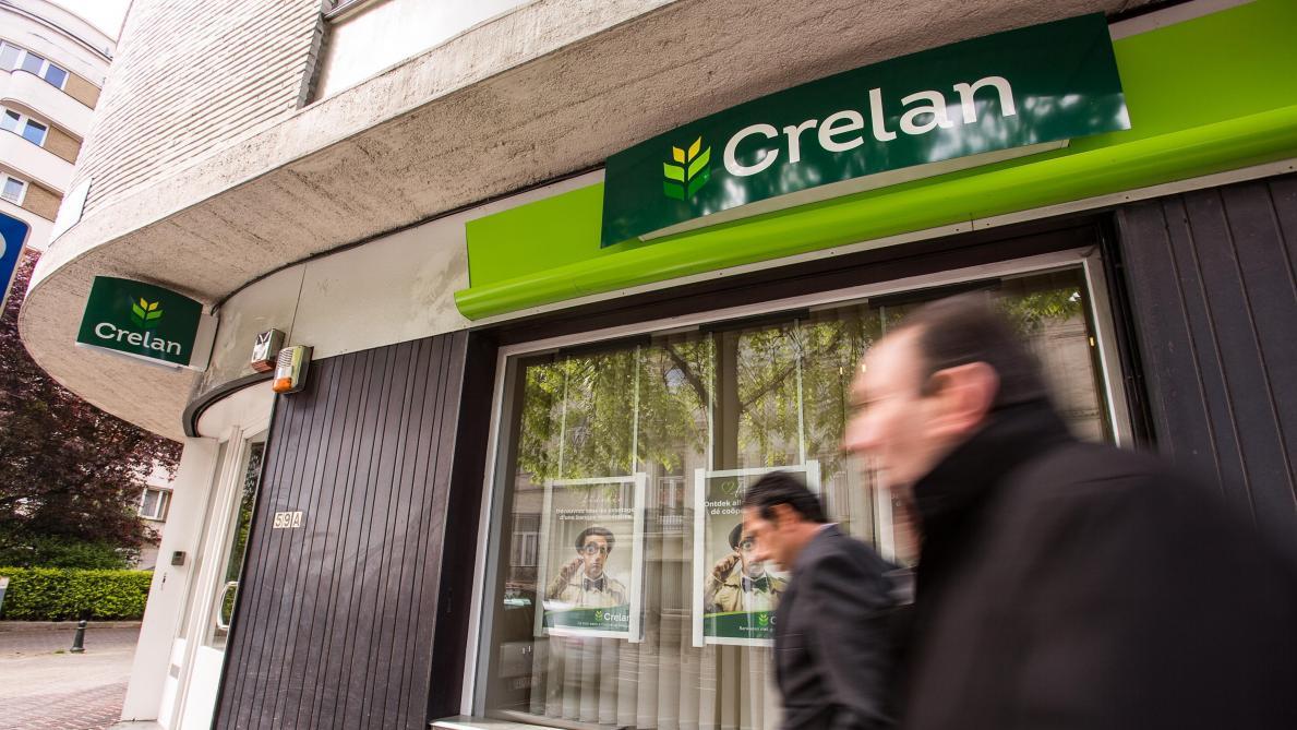Crelan rachète Axa Banque