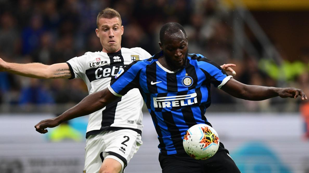 Malgré Romelu Lukaku, l'Inter ne profite pas du faux pas de la Juve