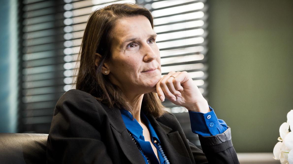Une femme à la tête de la Belgique pour la première fois