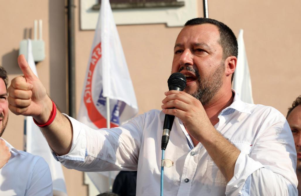 La ligue de Matteo Salvini gagne les élections régionales en Italie