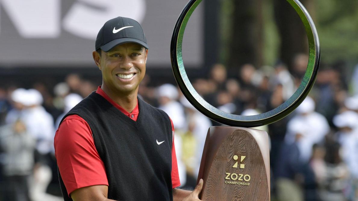 Golf: Tiger Woods, chasseur et orpailleur