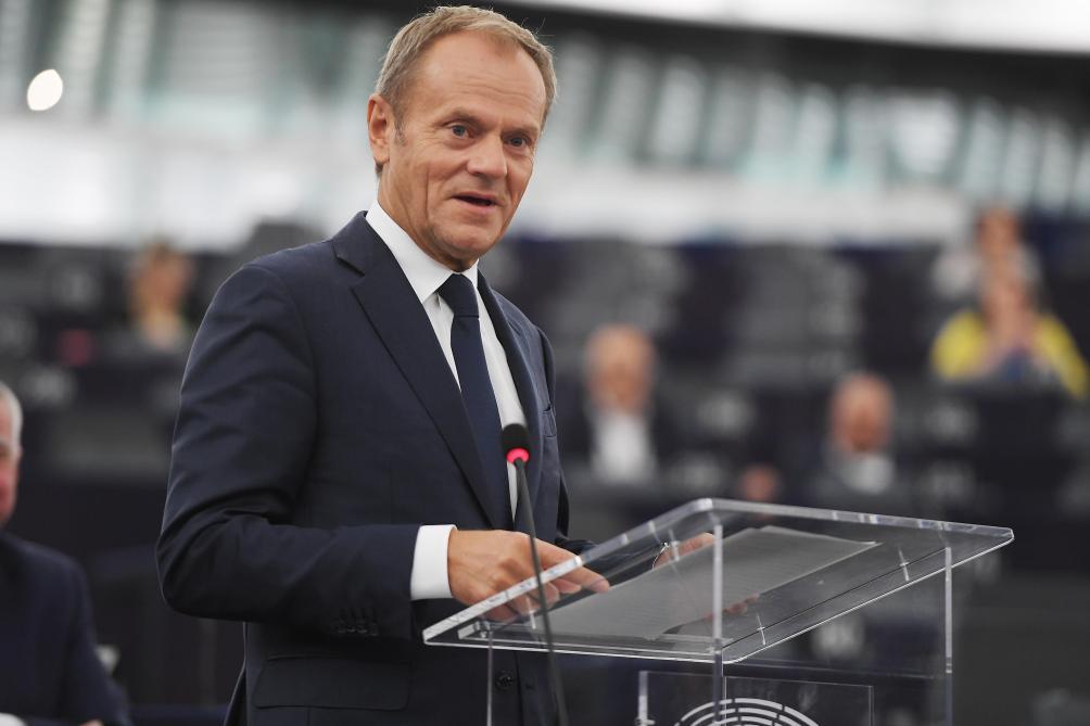 Donald Tusk ne sera pas candidat à l'élection présidentielle en Pologne