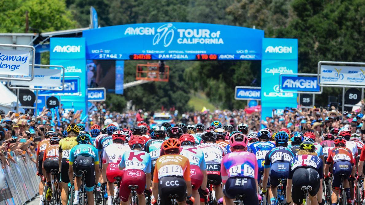 Le Tour de Californie disparaît du calendrier en 2020