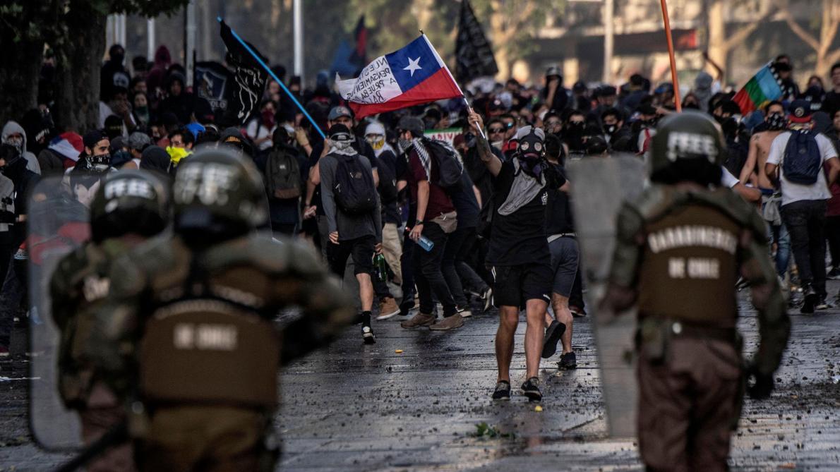Rencontres en ligne Santiago Chili