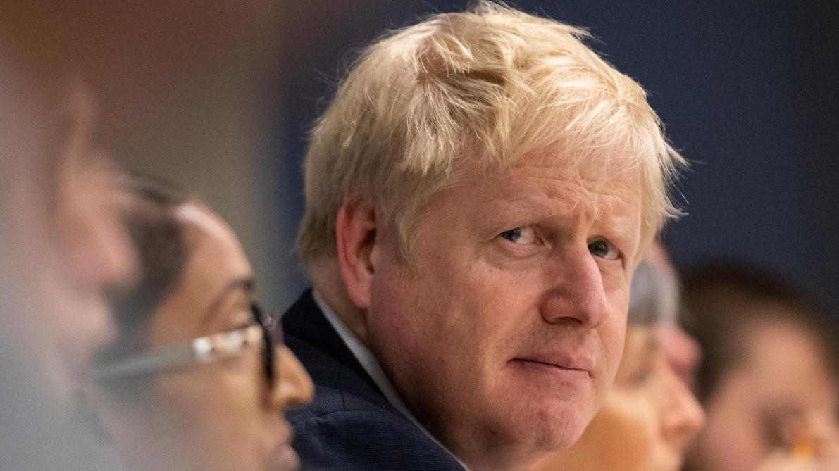 Brexit: Boris Johnson défend l'accord critiqué par Trump