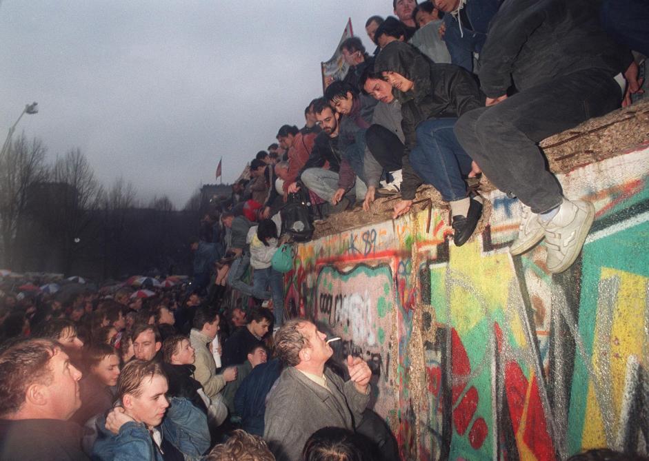 L'Allemagne fête les 30 ans de la chute du Mur de Berlin