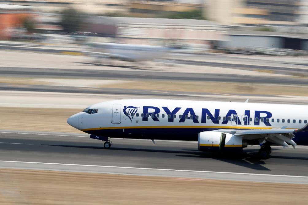 Ryanair : Profit net stable au 1er semestre