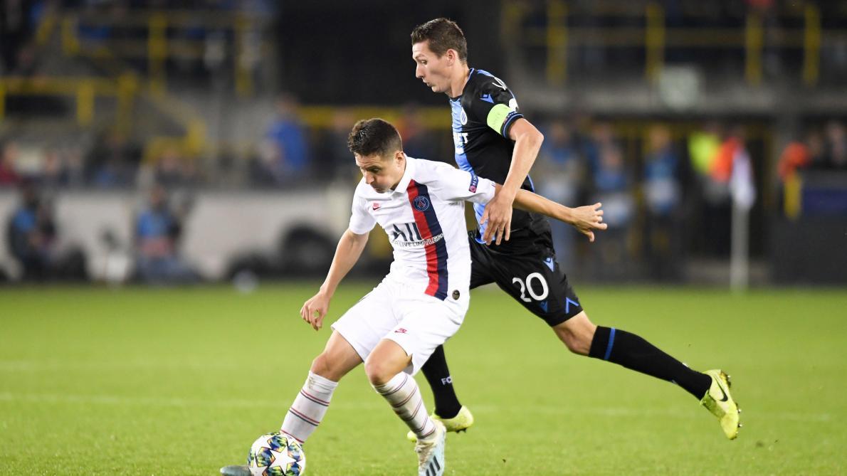 Ligue des champions : PSG-Bruges, à suivre en direct dès 21 heures