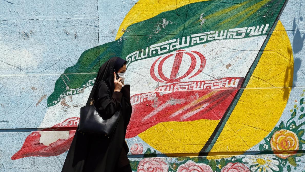 L'Iran a abattu un drone