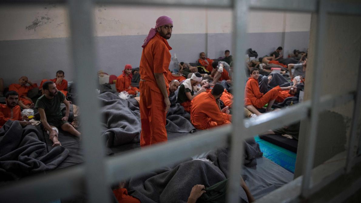 La Turquie va expulser 11 djihadistes français membres de l'EI