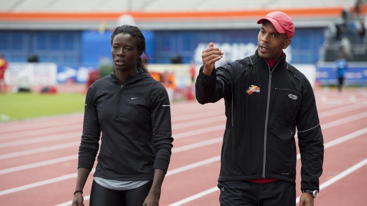 Athlétisme: Jonathan Nsenga nouveau coordonnateur du haut niveau à la Ligue francophone