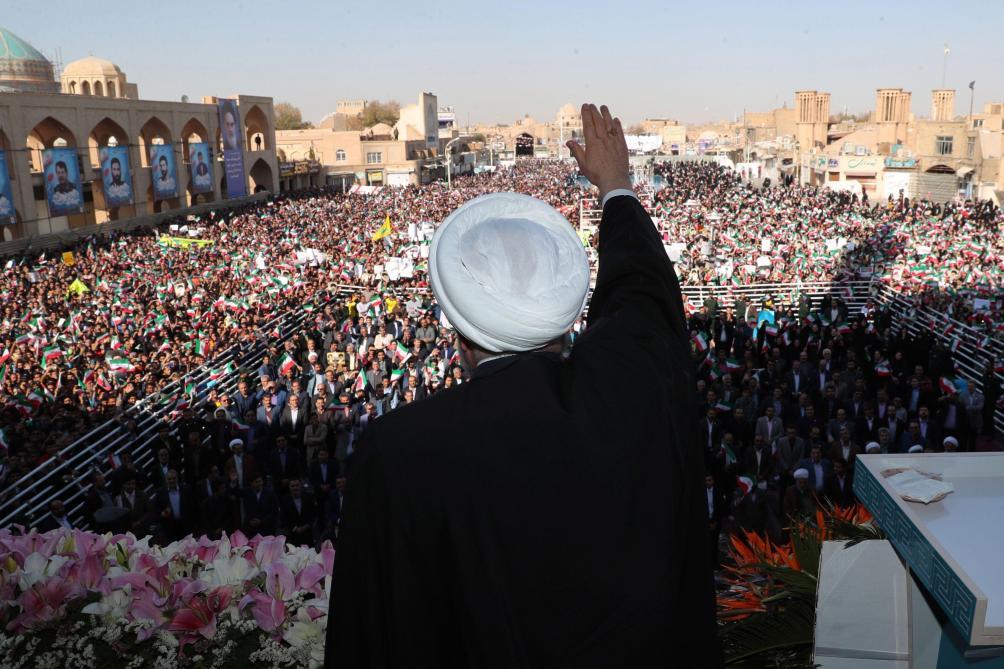 L'Iran annonce avoir découvert un gisement de pétrole colossal