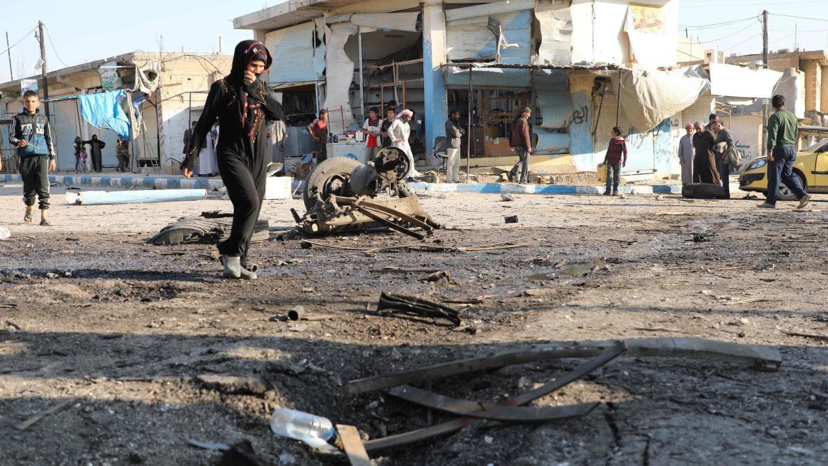 Conflit en Syrie huit morts dans l'explosion d'un véhicule piégé selon la Turquie