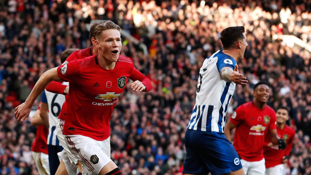 Premier League: Manchester United redresse la tête face à Brighton (3-1, vidéo)