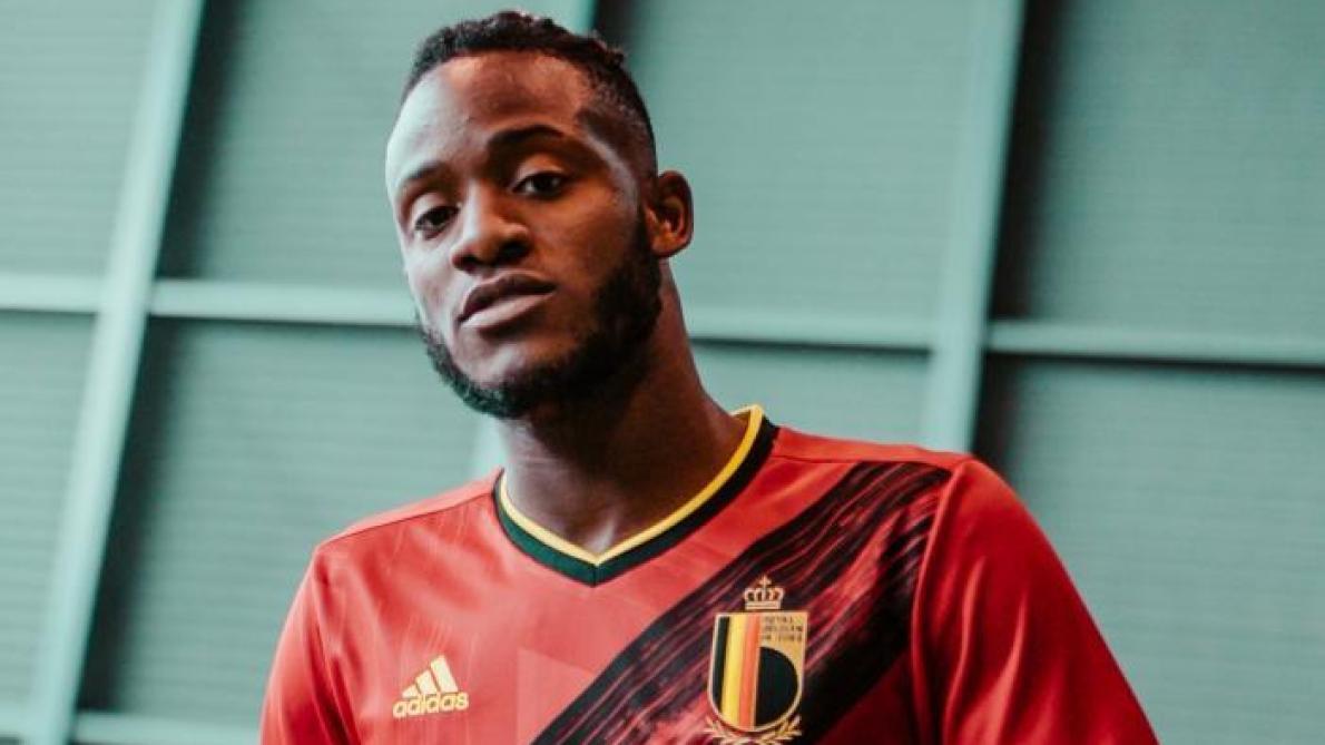 Le nouveau maillot dévoilé — Belgique