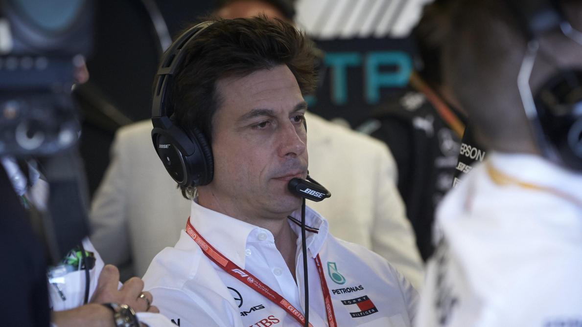 Formule 1: le patron de Mercedes Toto Wolff sera absent au Brésil, une première depuis 2013