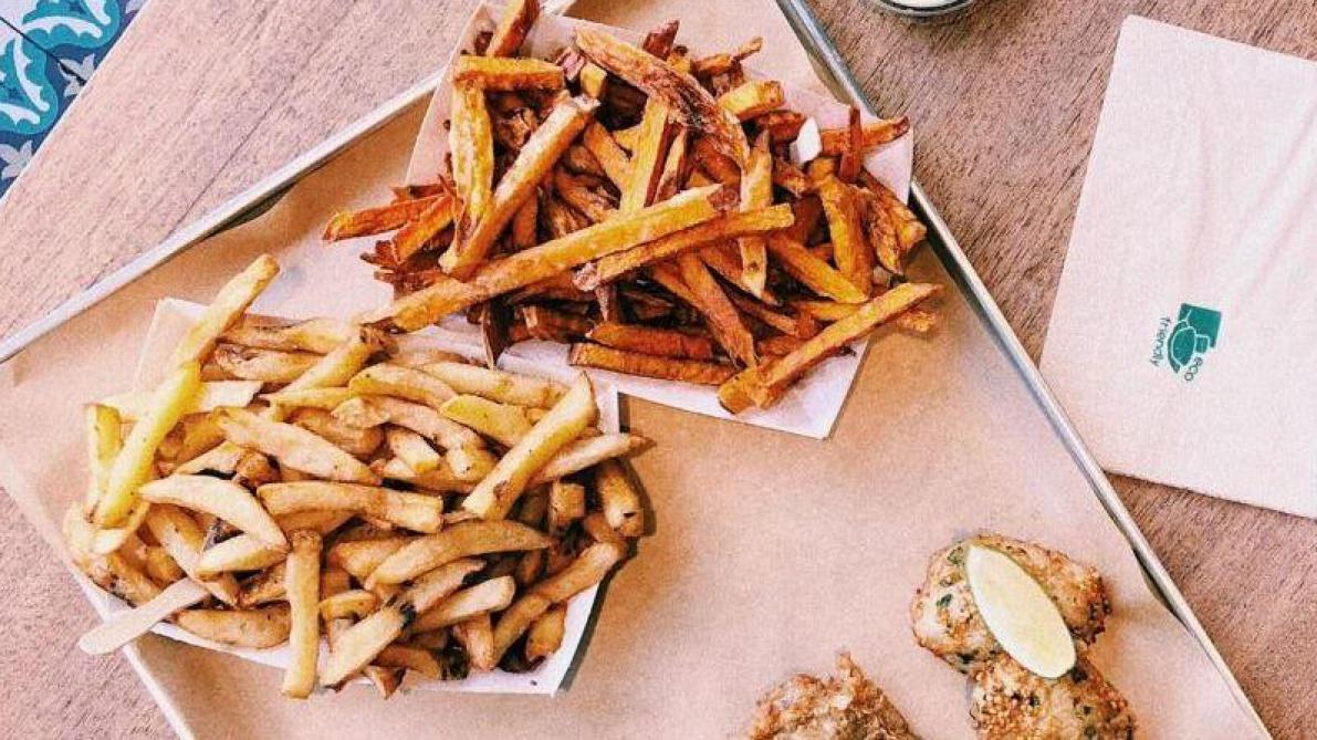 Patatak, la friterie de Saint-Gilles a été labellisée «GoodFood» - Le Soir