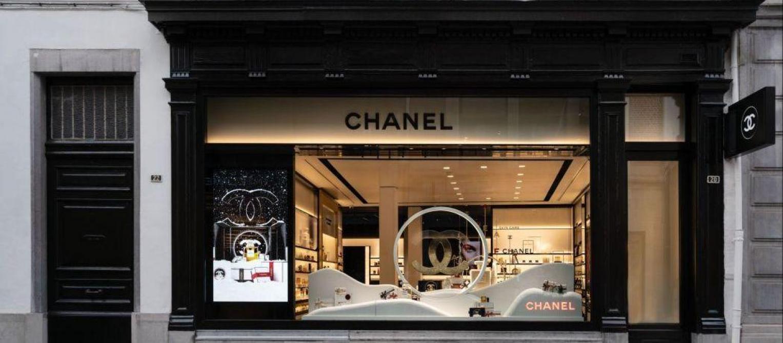 Chanel ouvre sa première boutique belge de beauté à Anvers