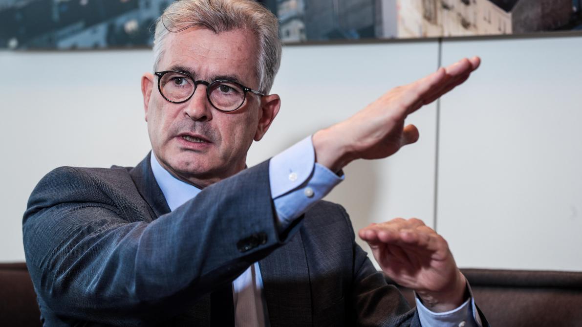Bernard Clerfayt: «Actiris doit faire mieux»