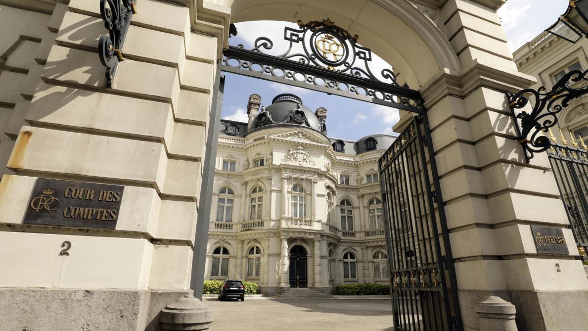 Bruxelles: la Cour des comptes évalue le déficit à 541 millions pour 2020