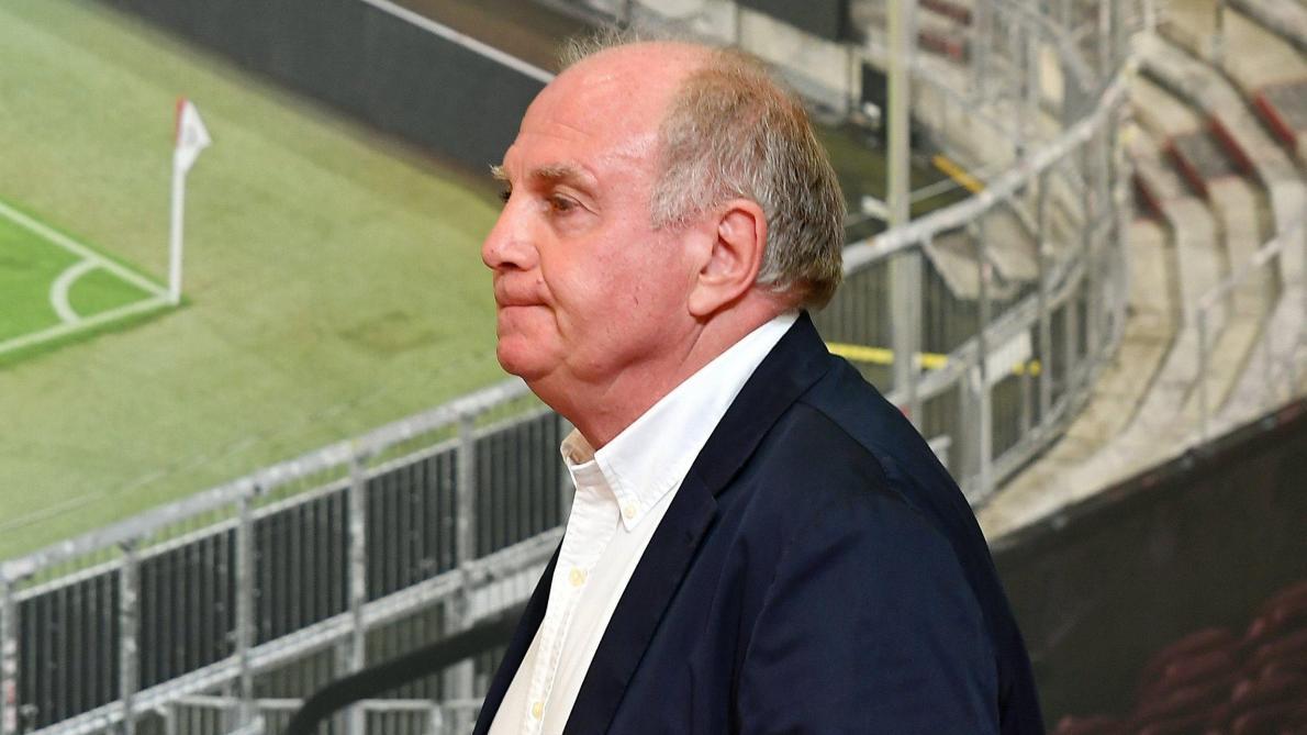 Bayern Munich: Uli Hoeness, la fin d'un règne de 40 ans