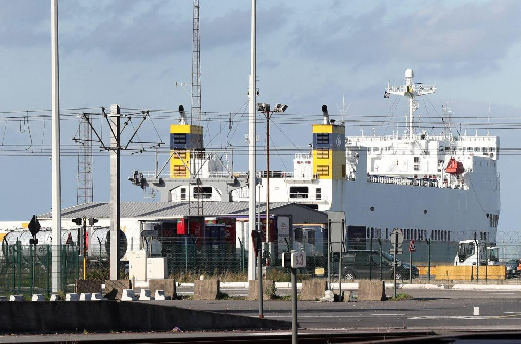 Le port de Zeebruges