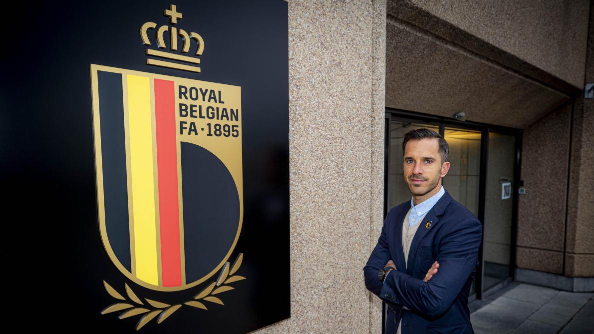Manu Leroy au «Soir»: «Changer de logo ne veut pas dire perdre son identité bien belge»