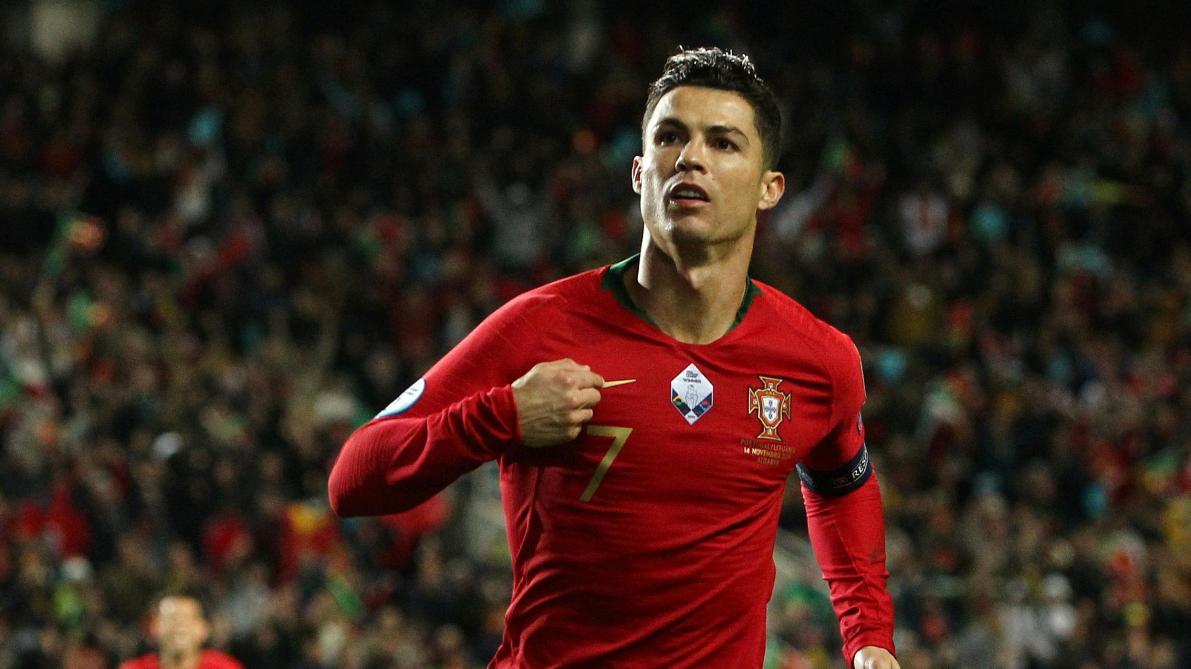 Euro 2020: Cristiano Ronaldo veut un 100e but, une qualif' et une revanche