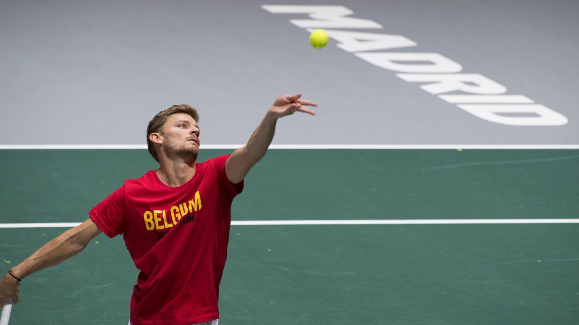 Classement ATP: David Goffin finit l'année à la 11e place mondiale, Nadal est N.1
