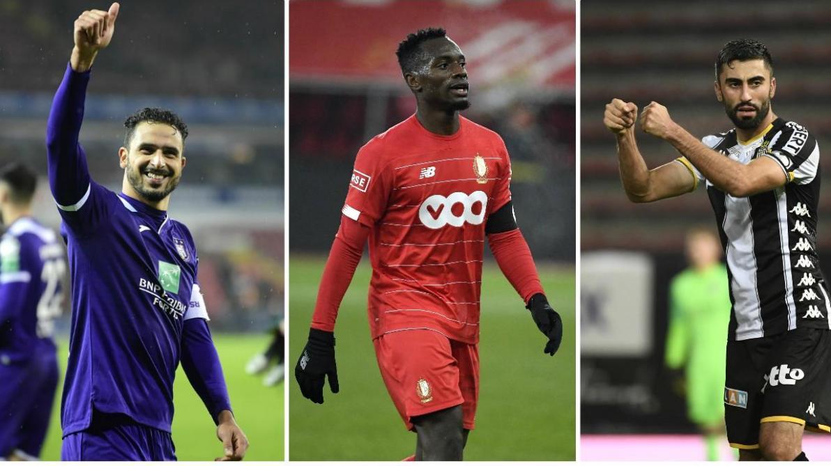 Anderlecht, Standard, SC Charleroi…: voici comment les clubs de D1A gèrent leur lendemain de trêve