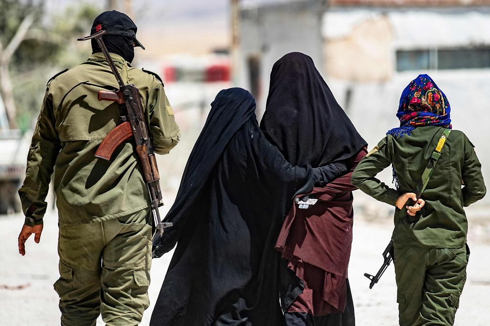 Belges en Syrie : la veuve d'un combattant du groupe Etat islamique tente de rejoindre la Belgique