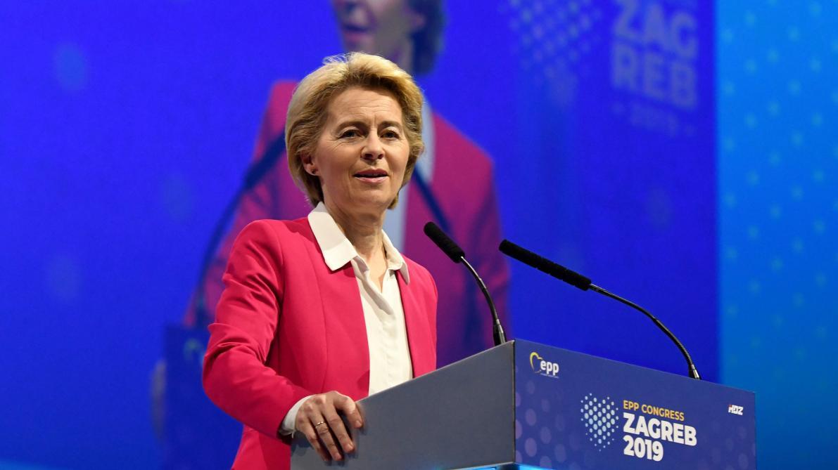 Le Parlement européen votera mercredi sur l'ensemble de la Commission Von der Leyen