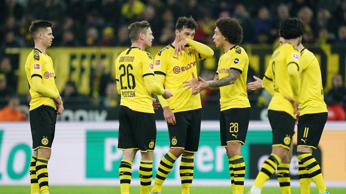 Bundesliga: Dortmund, avec Witsel buteur, arrache miraculeusement le nul face à Paderborn (3-3, vidéos)