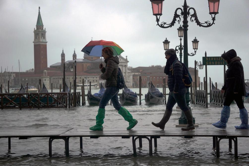 Un viaduc autoroutier s'écroule en Italie