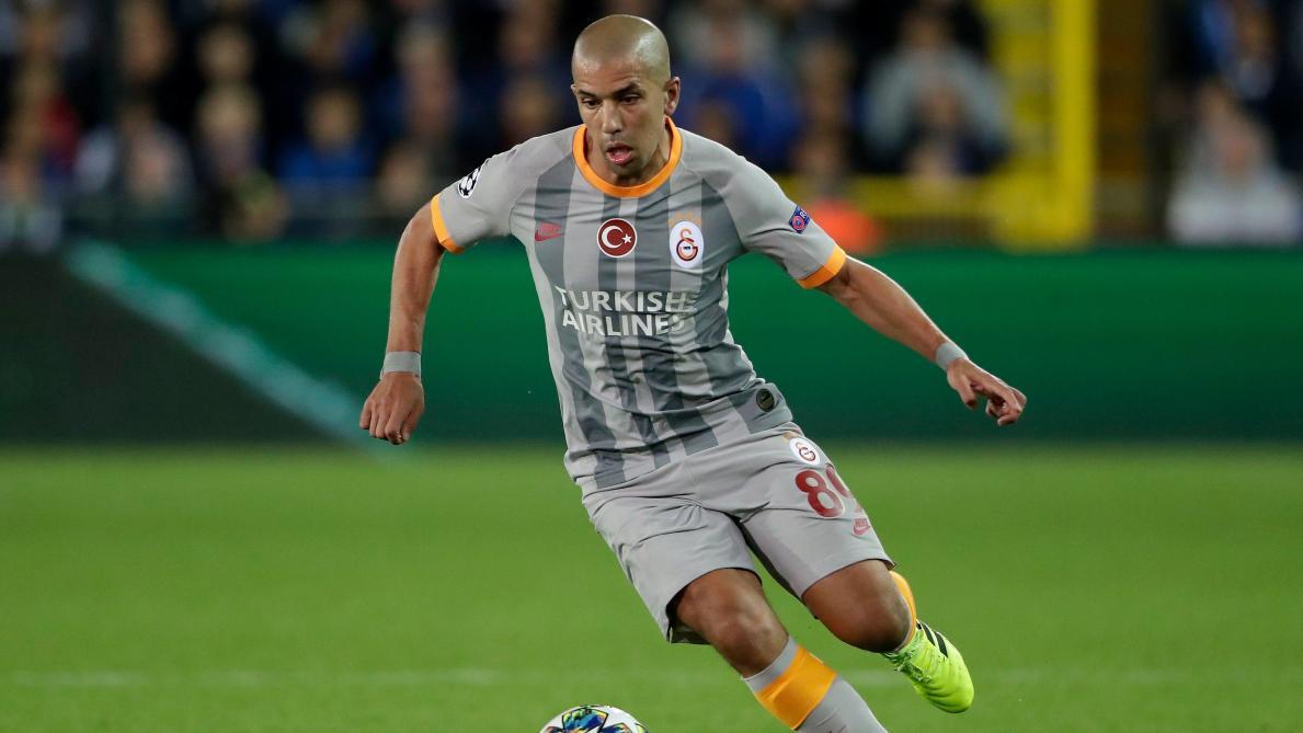 Krepin Diatta marque avant de se faire exclure — Fc Bruges/ Galatasaray
