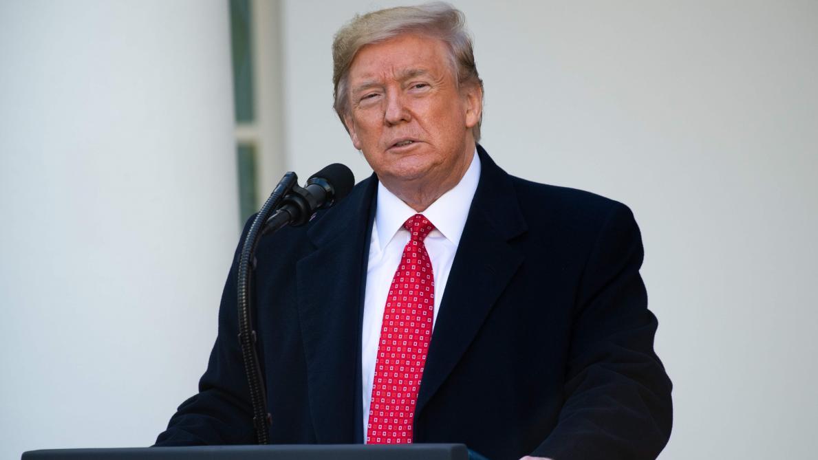 Trump: le comité pourrait rendre son rapport de destitution la semaine prochaine