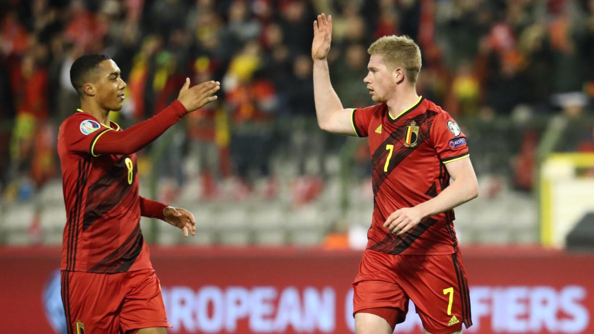 C'est officiel: les Diables rouges restent à la 1re place du classement Fifa pour la 11e fois consécutive