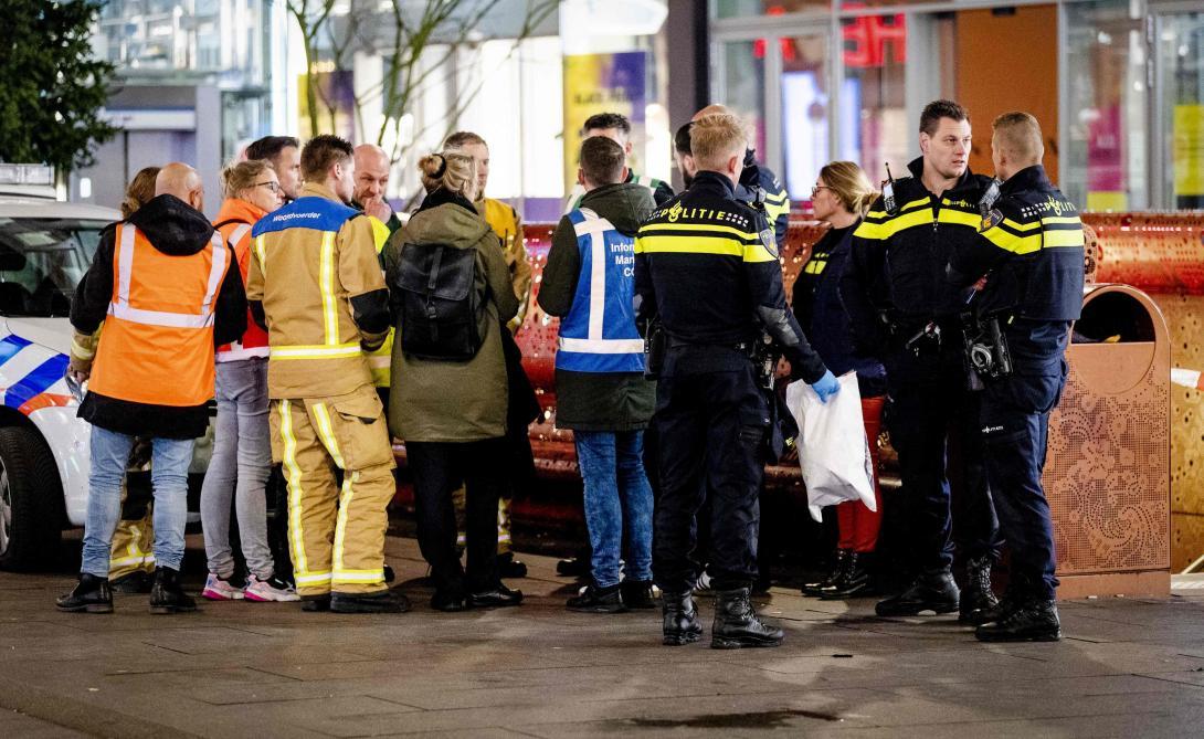 Pays-Bas : plusieurs blessés dans une attaque au couteau à La Haye