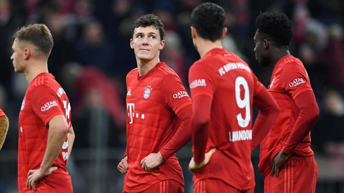 Bundesliga: le Bayern Munich battu à domicile par Leverkusen