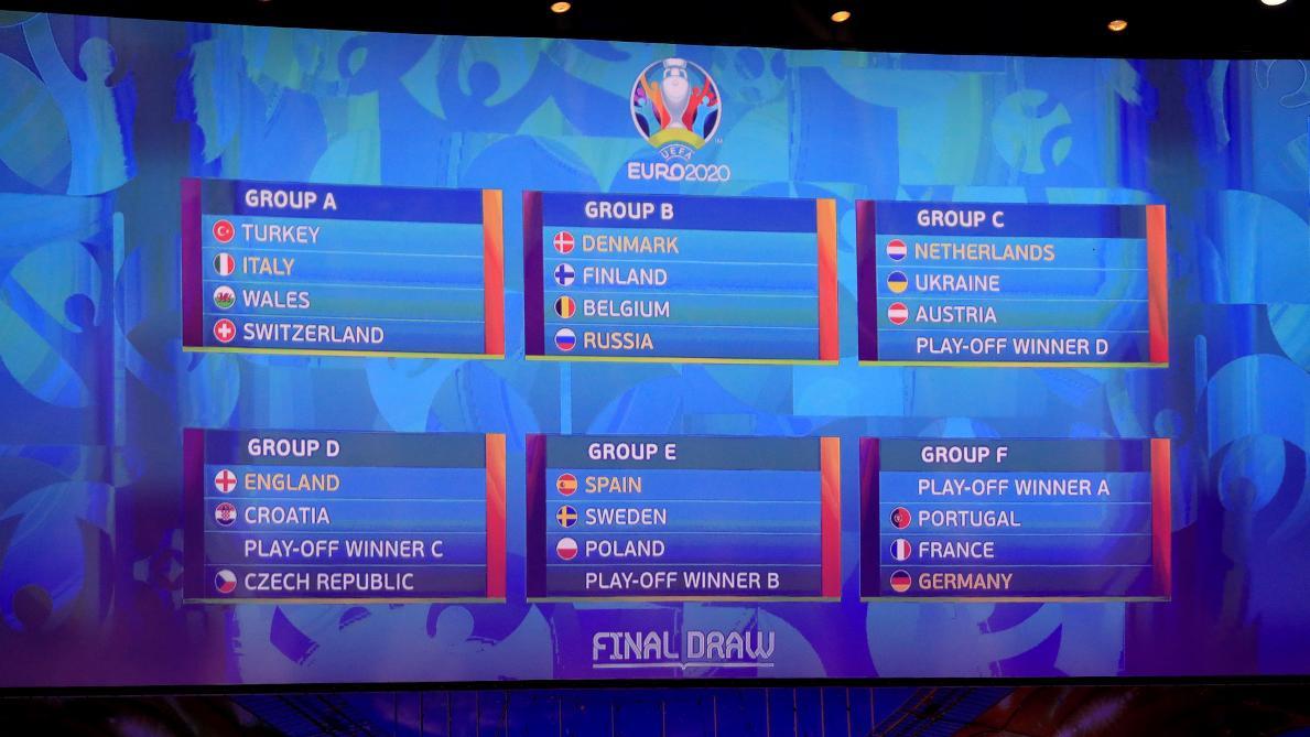 Euro 2020: le calendrier des Diables rouges   Le Soir