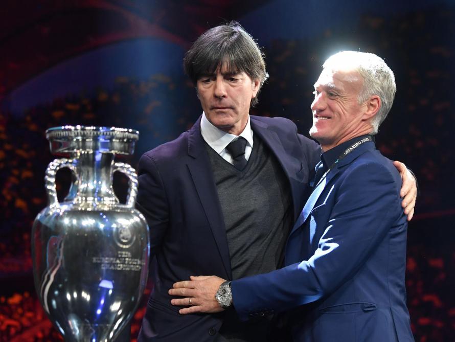 Calendrier Coupe Du Monde 2020.France Italie Le Calendrier Complet De L Euro 2020