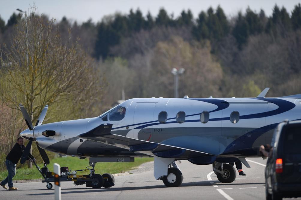 Neuf morts dans un crash d'avion — USA