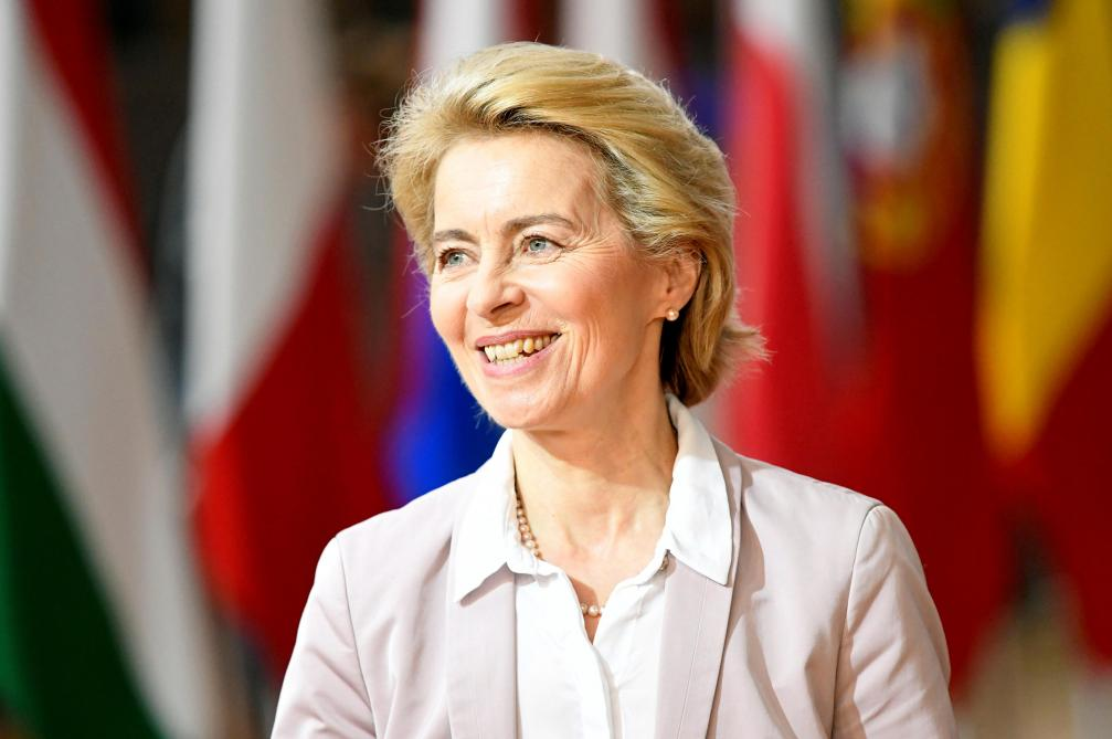 Commission européenne: la question du logement d'Ursula von der Leyen intrigue la presse