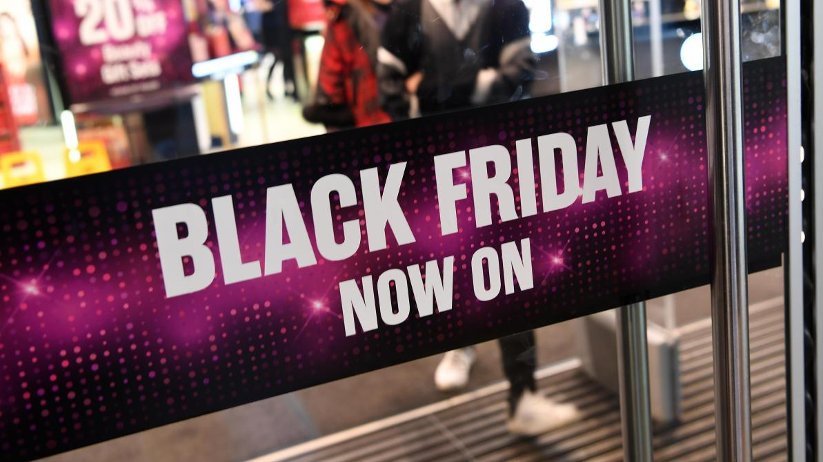 Black Friday: record de ventes en ligne battu